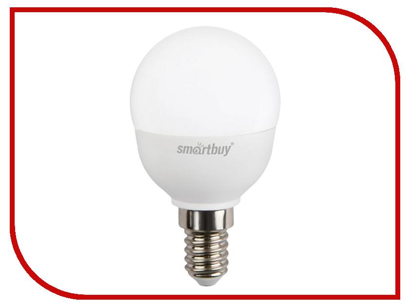 Лампочка Smartbuy P45 7W 4000K E14 SBL-P45-07-40K-E14<br>