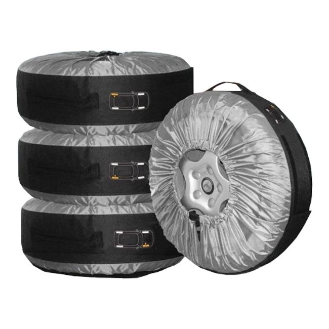 Аксессуар Нужные вещи Чехлы для колес (4шт) от Pleer