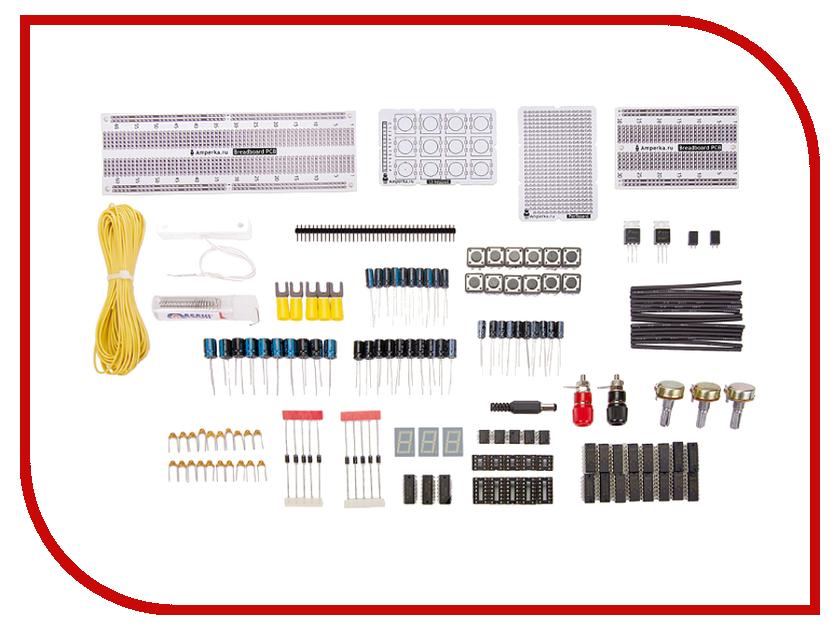 Конструктор Амперка Электроника для начинающих часть 2<br>