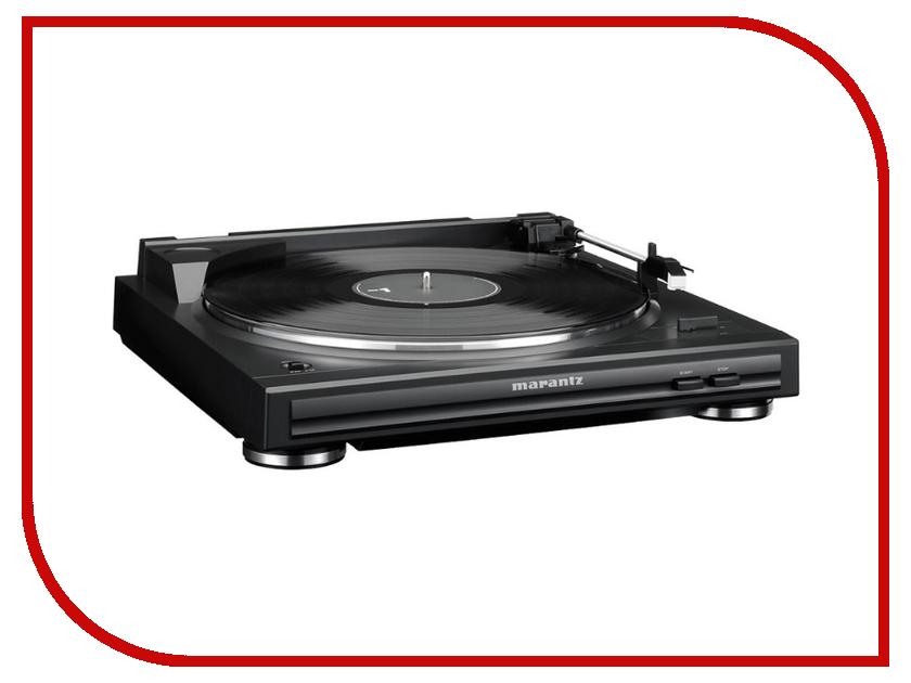 Проигрыватель виниловых дисков Marantz TT 5005 Black сетевой аудио проигрыватель marantz na8005 black