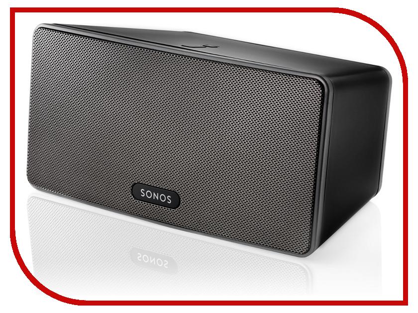 Медиаплеер Sonos Play 3 EU Black<br>