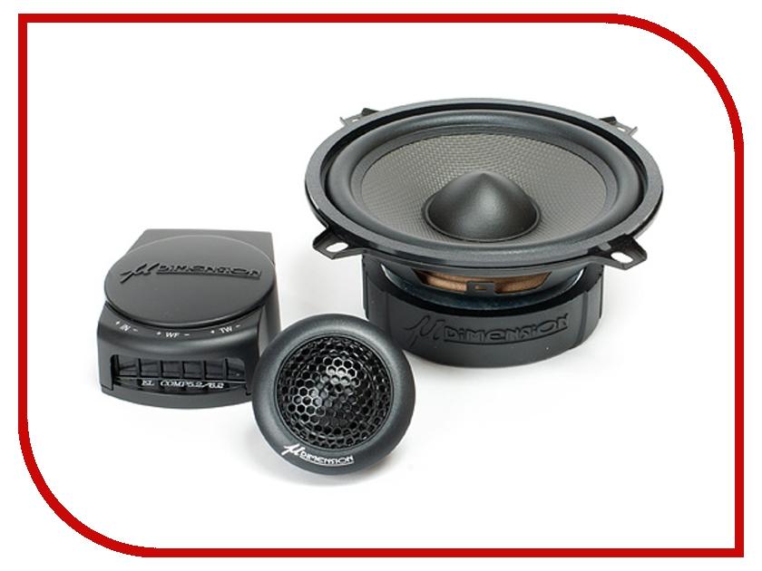 Автоакустика u-Dimension EL-Comp 5.2<br>