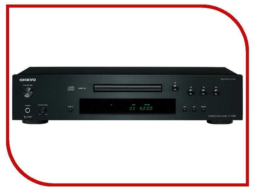 CD-проигрыватель Onkyo C-7030 Black onkyo cp 1050 black