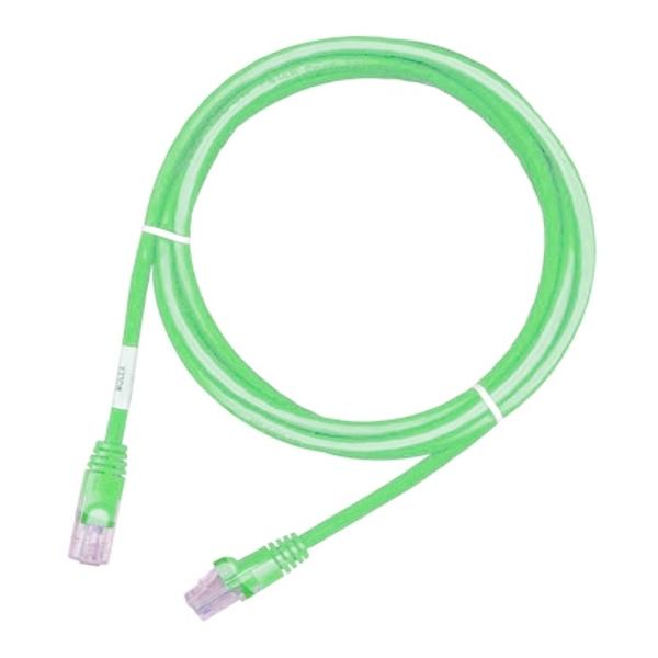 Аксессуар MrCable UTP RJ45 7m Green PCE5S-07-FT(GRN)
