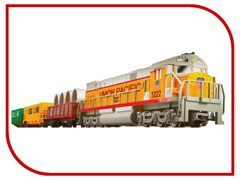 Железная дорога Mehano T113 от Pleer