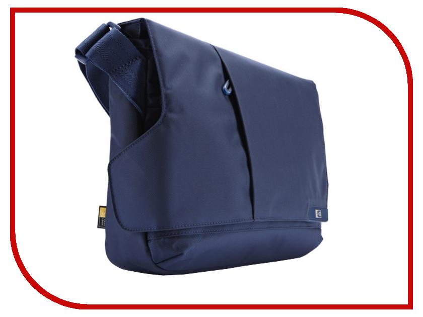 Аксессуар Сумка 11.6-inch Case Logic MLM-111B Blue сумка для фотоаппарата case logic tbc 405 black