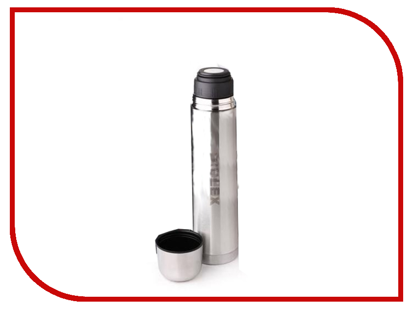 Термос Diolex DX750B 750ml sahoo 52136 outdoor cycling aluminum alloy water bottle silver 750ml