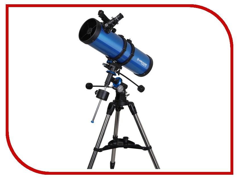 Телескоп Meade Polaris 130 mm TP216006