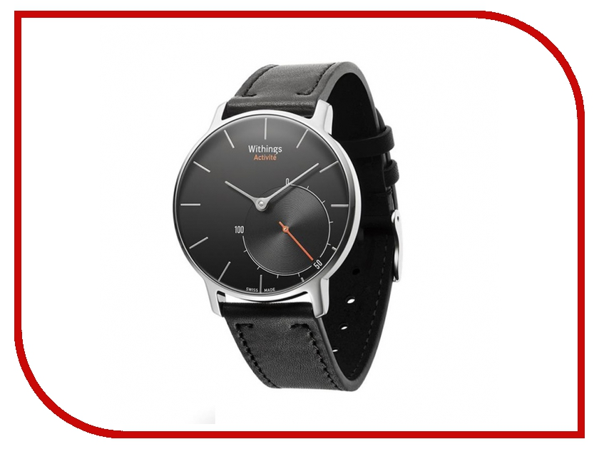 Умные часы Withings Activite Black<br>