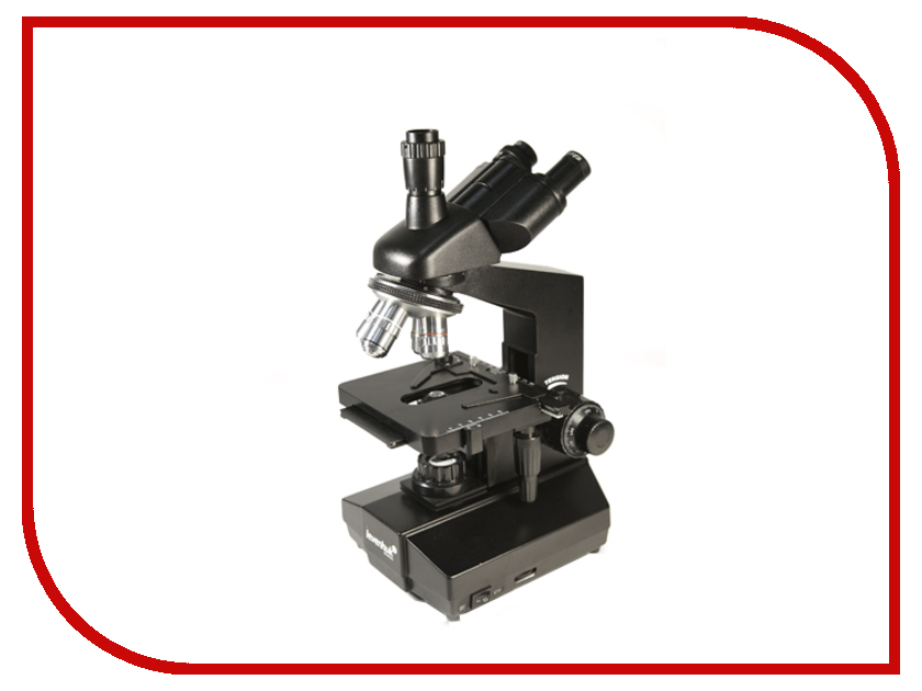 Микроскоп Levenhuk 870T бинокль levenhuk sherman 10x50