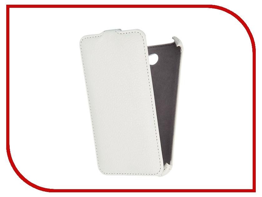 Аксессуар Чехол Sony Xperia E4 Gecko White GG-F-SONE4-WH<br>