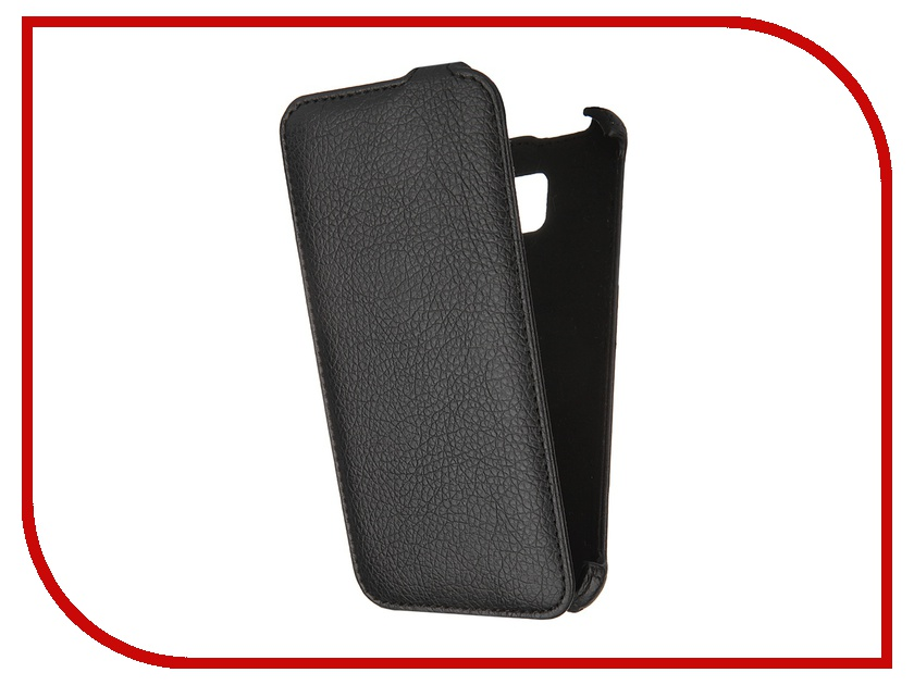 Аксессуар Чехол Samsung G920F Galaxy S6 Gecko Black GG-F-SGS6-BL аксессуар чехол meizu m3s mini gecko black gg f meim3smini bl