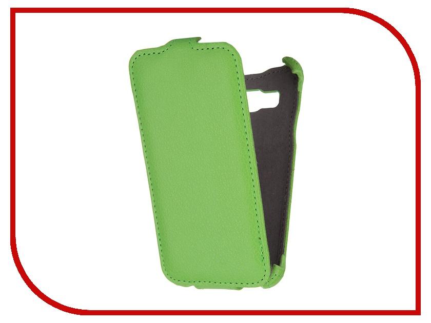 Аксессуар Чехол Samsung SM-A300F Galaxy A3 Gecko Green GG-F-SGA3-GR<br>