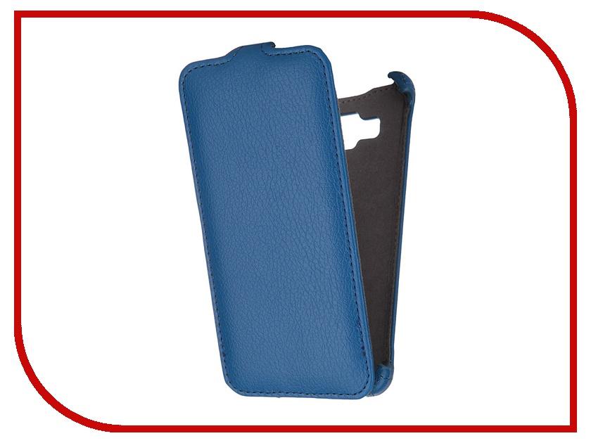 Аксессуар Чехол Samsung SM-A500F Galaxy A5 Gecko Blue GG-F-SGA5-DBLU<br>