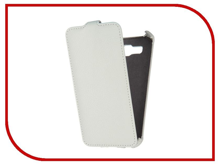Аксессуар Чехол Samsung Galaxy E5 Gecko White GG-F-SGE5-WH f gattien f gattien 6236 301