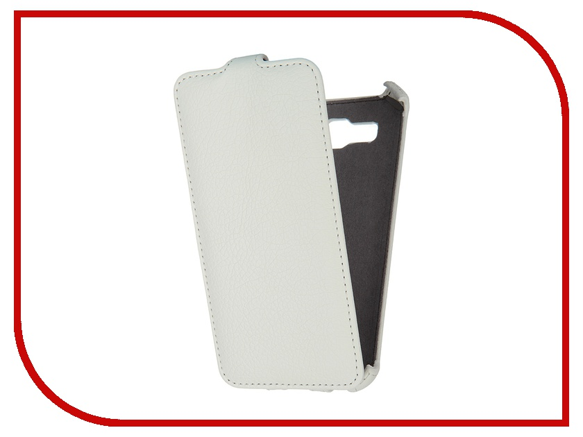 Аксессуар Чехол Samsung Galaxy E5 Gecko White GG-F-SGE5-WH