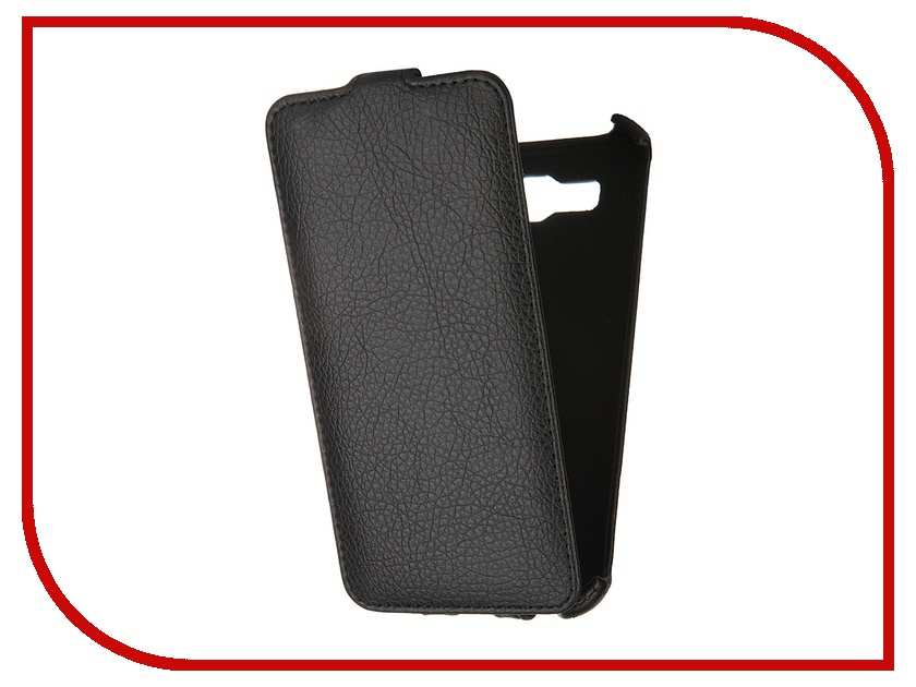 Аксессуар Чехол Samsung Galaxy E5 Gecko Black GG-F-SGE5-BL f gattien f gattien 6236 301