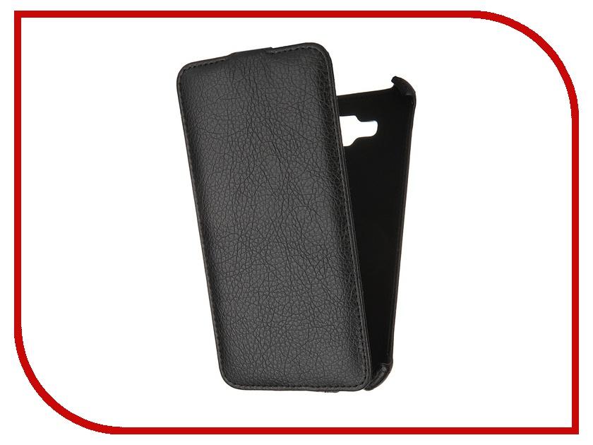Аксессуар Чехол Samsung Galaxy E7 Gecko Black GG-F-SGE7-BL аксессуар чехол meizu m3s mini gecko black gg f meim3smini bl