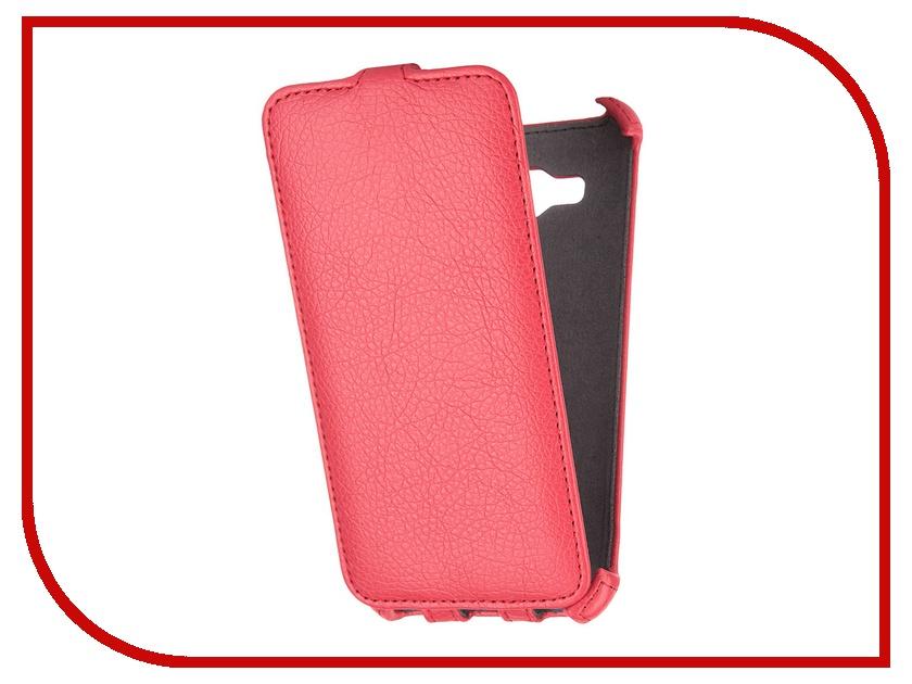Аксессуар Чехол Samsung SM-G530 Galaxy Grand Prime Gecko Red GG-F-SGGRPRI-RED<br>