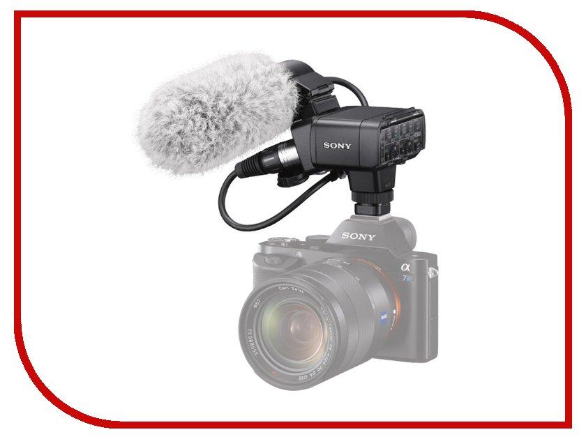 Микрофон Sony XLR-K2M плеер sony walkman nwz