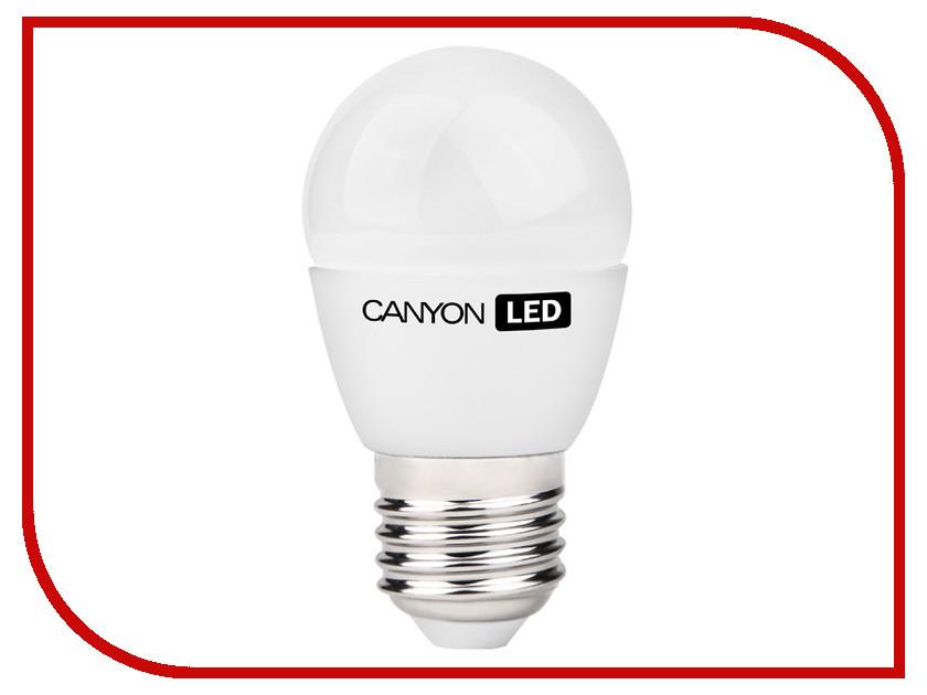 Лампочка Canyon P45 3.3W 2700K E27 PE27FR3.3W230VW<br>