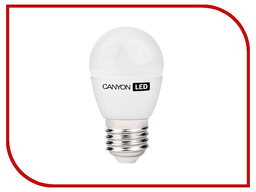 Лампочка Canyon P45 3.3W 4000K E14 PE14FR3.3W230VN