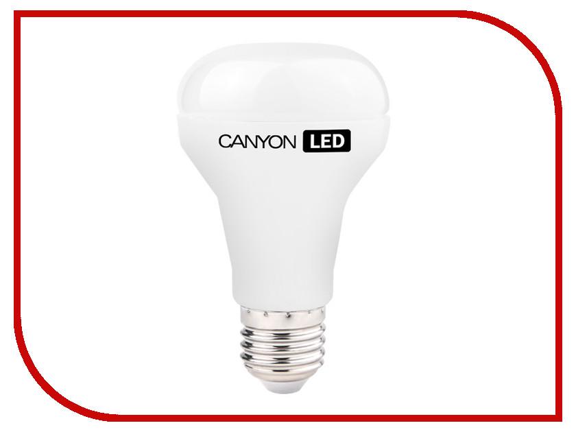Лампочка Canyon R63 6W 2700K E27 R63E27FR6W230VW<br>
