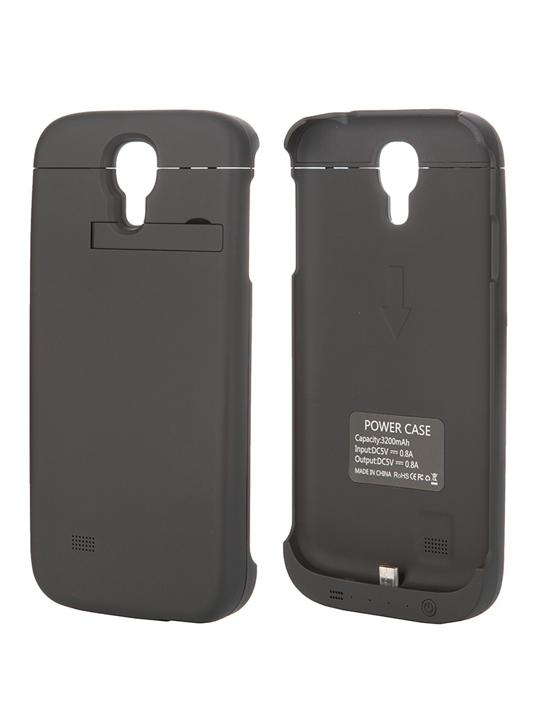 Аксессуар Чехол с аккумулятором Samsung GT-i9500 Galaxy S4 Palmexx 3200mAh Black PX/BCASE SAMI i9500
