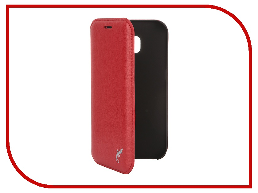 ��������� ����� Samsung G925F Galaxy S6 Edge G-Case Slim Premium Red GG-617
