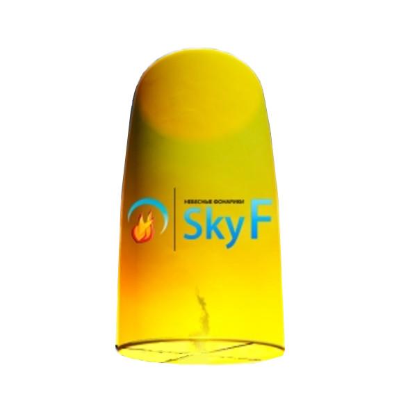 Небесный фонарик Skyf цилиндр Yellow<br>