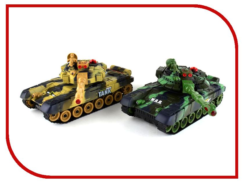 Радиоуправляемая игрушка Happy Sun War Tank RTT-0017-01 R17245