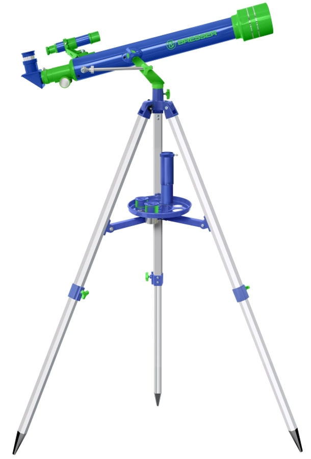 Телескоп Bresser Junior Refractor 60x700 Blue цена и фото