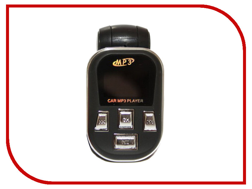 FM-Трансмиттер Activ M-177 Black<br>