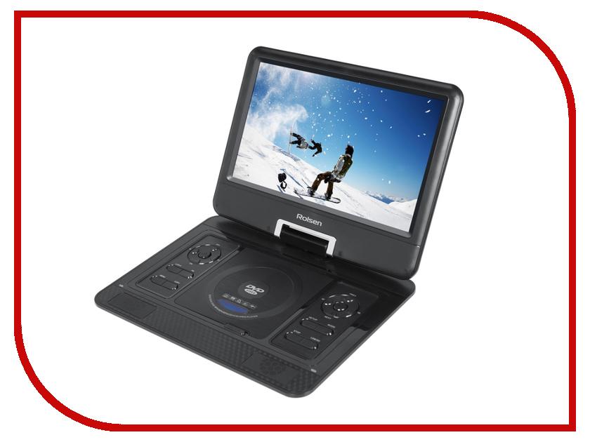 DVD плеер Rolsen RPD-13D01A<br>