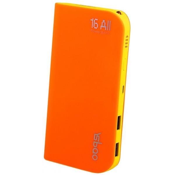 Аккумулятор YSbao YSB-M6 16000 mAh Orange 41725