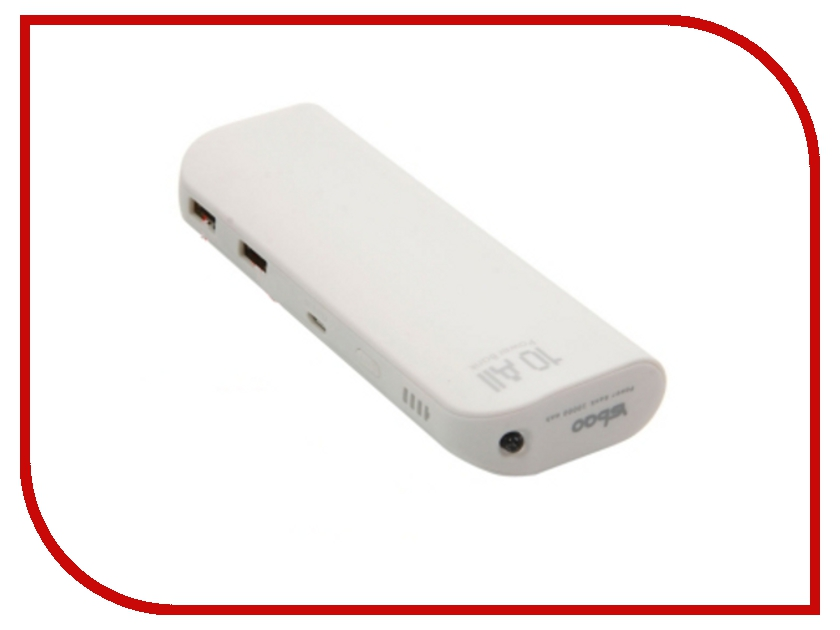 Здесь можно купить YSB-S4  Аккумулятор YSbao YSB-S4 10000mAh White