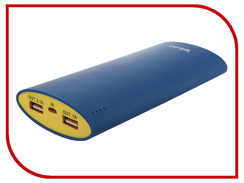 Аккумулятор YSbao YSB-S6 15600 mAh Blue<br>