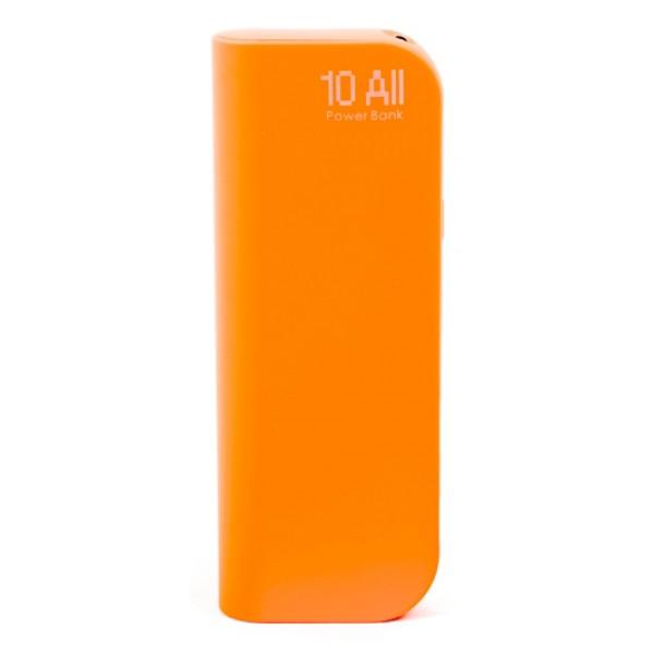 Аккумулятор YSbao YSB-S4 10000 mAh Orange