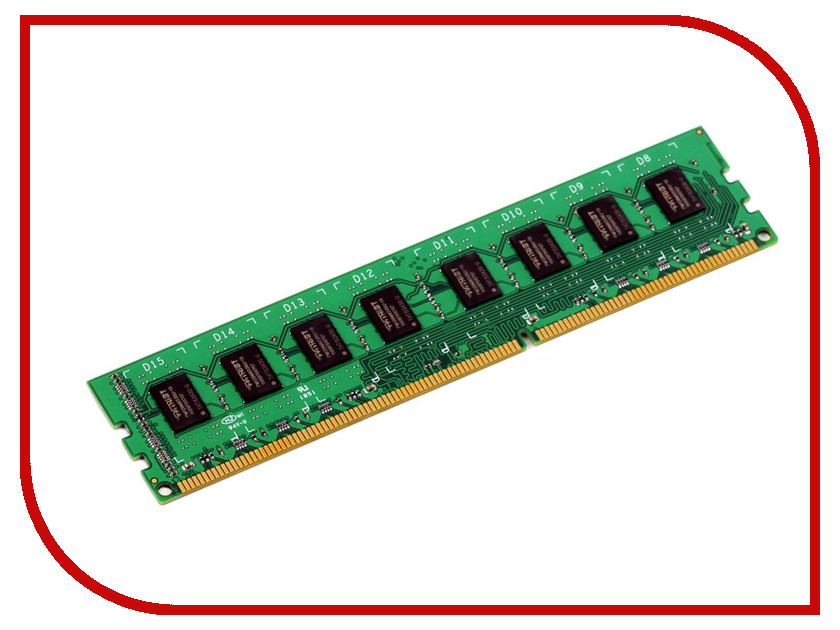 Модуль памяти Patriot Memory DDR3 DIMM 1600Mhz PC3-12800 - 2Gb PSD32G160081 модуль памяти patriot memory ddr3 dimm 1600mhz pc3 12800 2gb psd32g16002 81