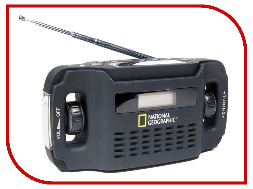 Радиоприемник Bresser National Geographic на солнечных батареях 51457 бинокль bresser national geographic 10x42 wp черный