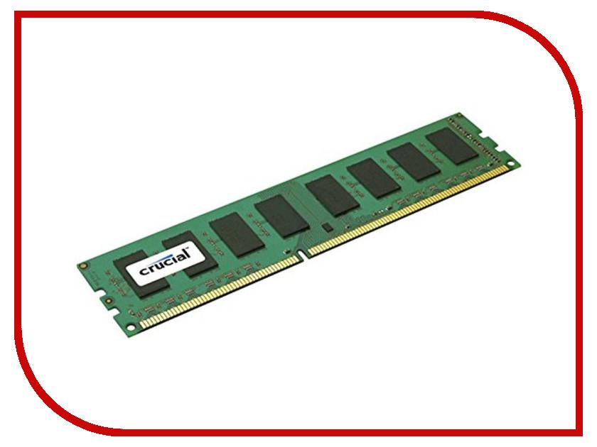 Модуль памяти Crucial PC3-12800 DIMM DDR3 1600MHz - 2Gb CT25664BA160BJ<br>
