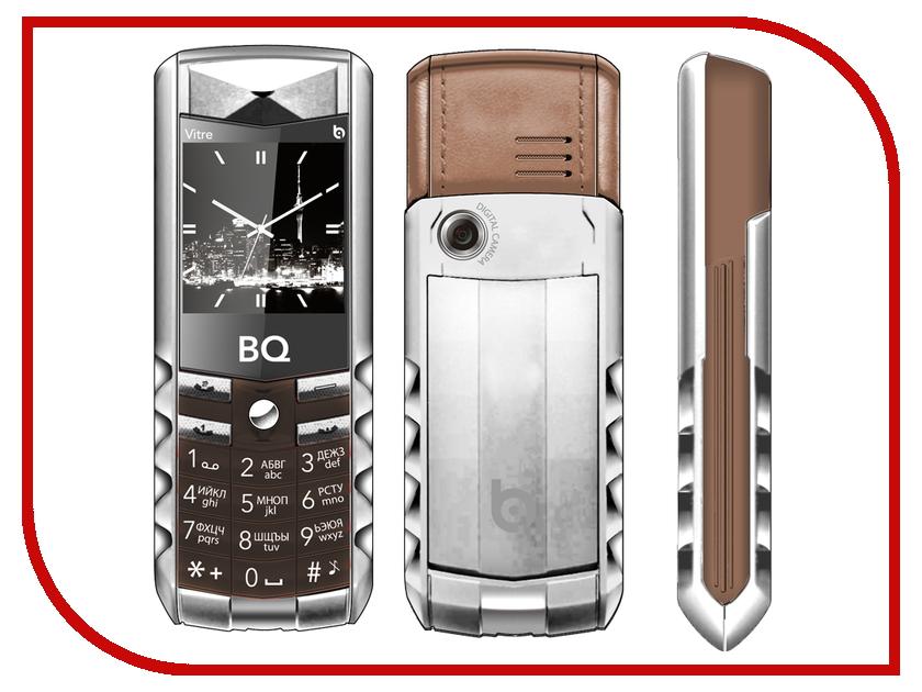Сотовый телефон BQ BQM-1406 Vitre Brown