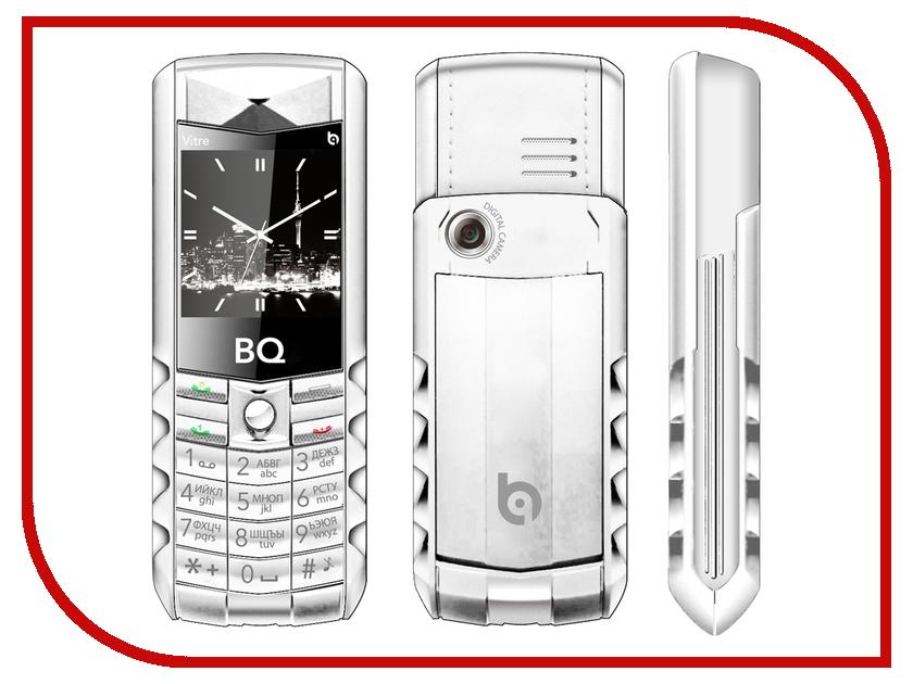 Сотовый телефон BQ BQM-1406 Vitre White