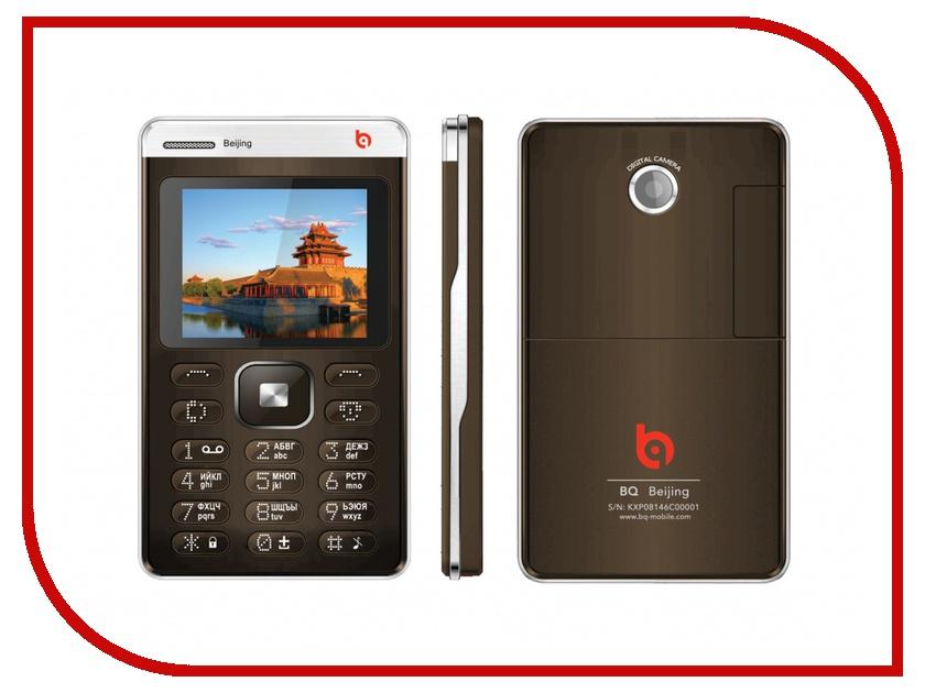 Сотовый телефон BQ BQM-1404 Beijing Brown