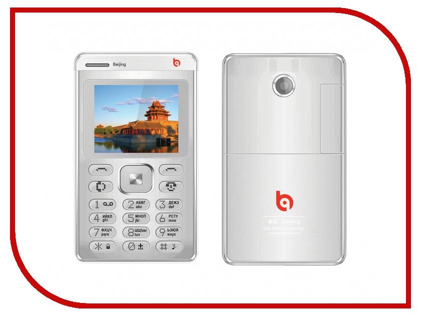 Сотовый телефон BQ BQM-1404 Beijing Silver
