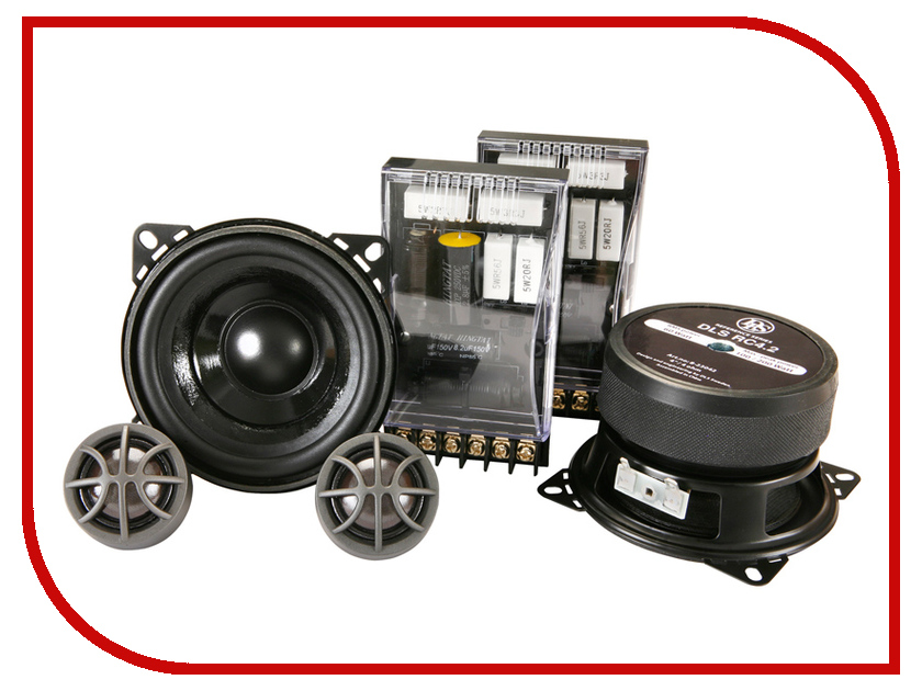 Автоакустика DLS RC4.2