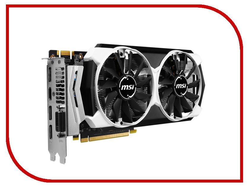 Видеокарта MSI GeForce GTX 960 1178Mhz PCI-E 3.0 2048Mb 7010Mhz 128 bit DVI HDMI HDCP 2GD5T OC<br>