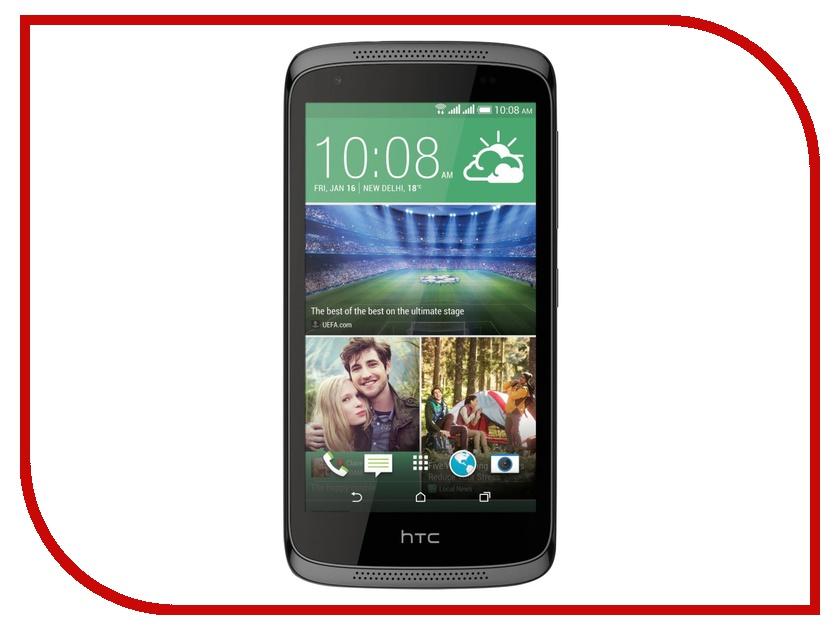 Сотовый телефон HTC Desire 526G Dual Sim Black Gloss<br>