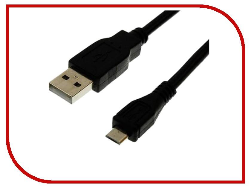 Аксессуар Partner USB 2.0 M - microUSB M 1m ПР024437 аксессуар ginzzu usb microusb gc 401b