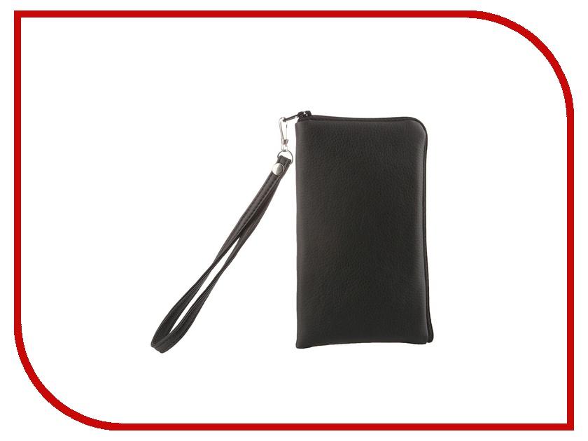 Аксессуар Чехол Norton 5-inch универсальный 77x145x12mm Black